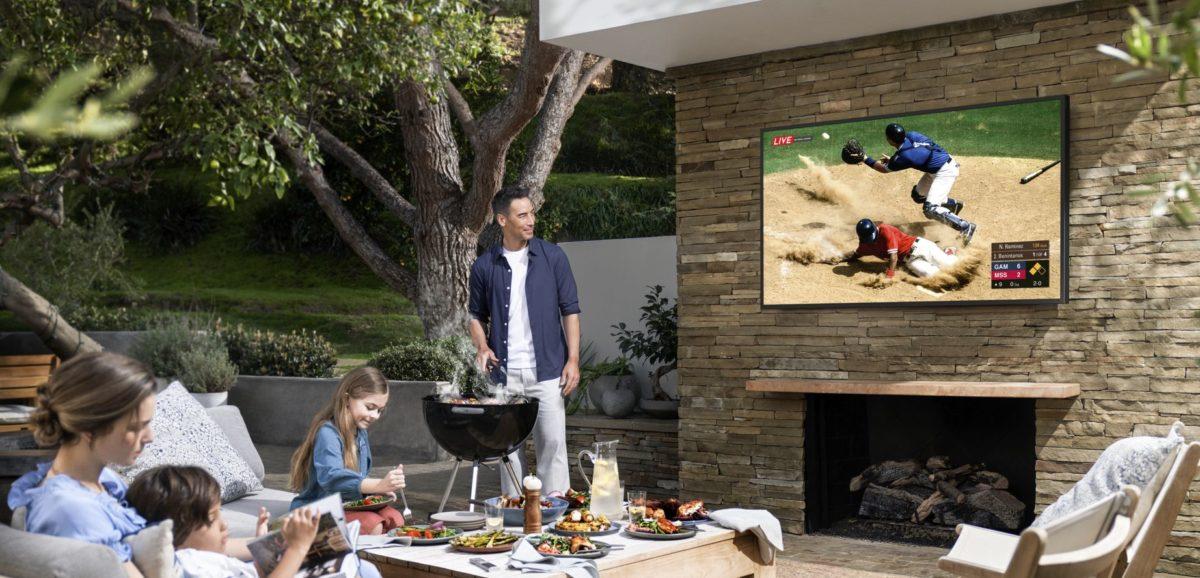 serviços de transmissão ao vivo tv samsung