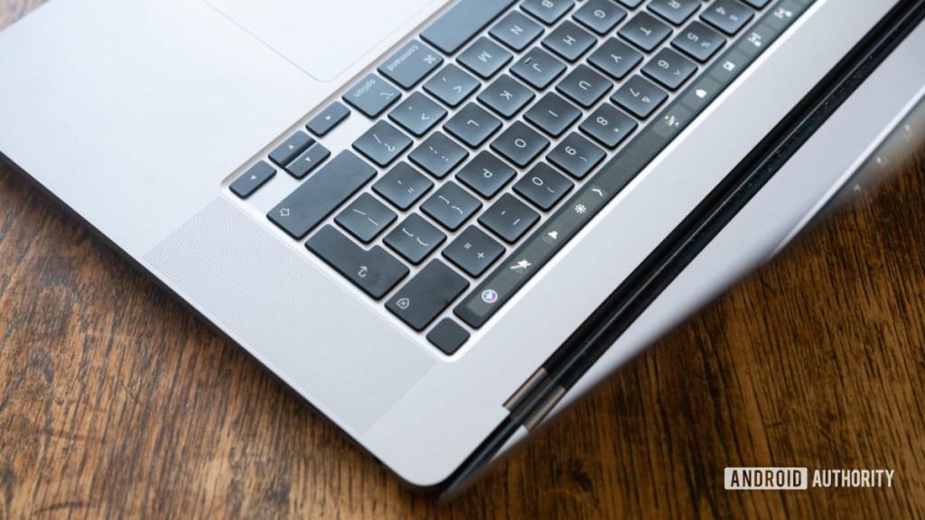 Клавиатура для 16-дюймовой клавиатуры MacBook Pro с шарниром
