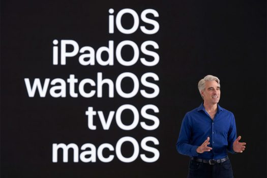 Apple WWDC 20 Craig Federighi