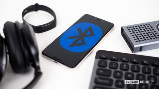 Bluetooth devices stock photo 2