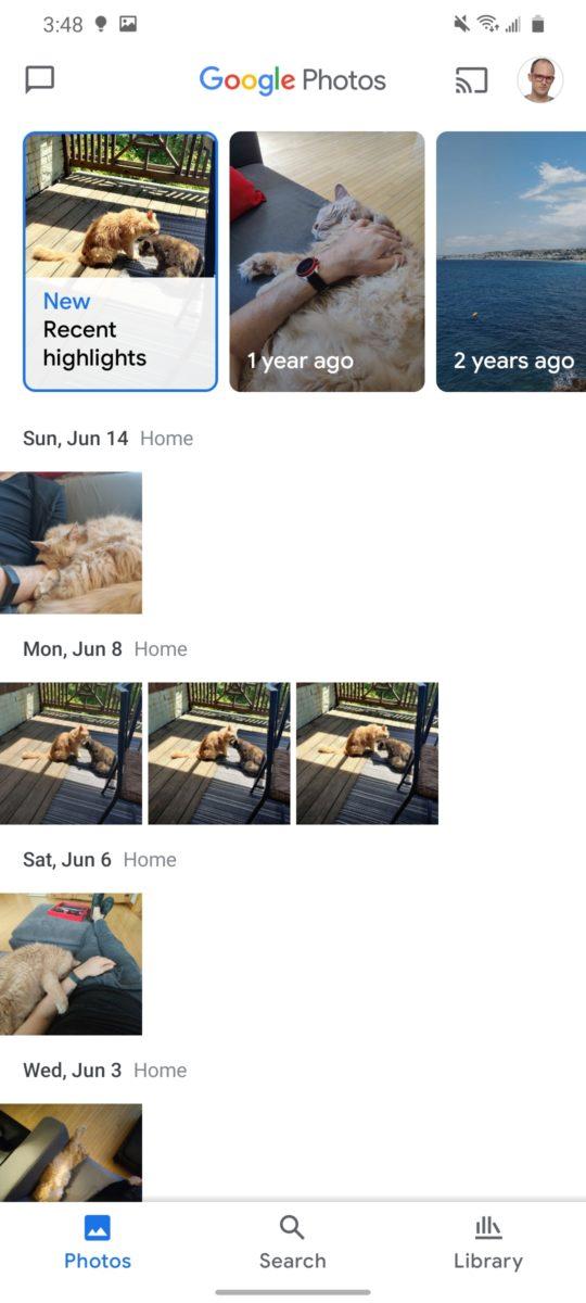 Инструкции по резервному копированию Google Фото 1