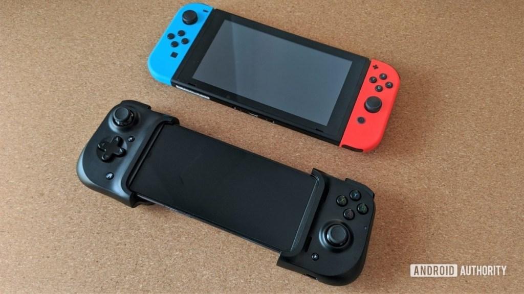 Razer Kishi и Nintendo Switch