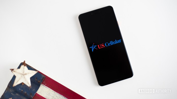 US Cellular MVNO carrier stock photo 2