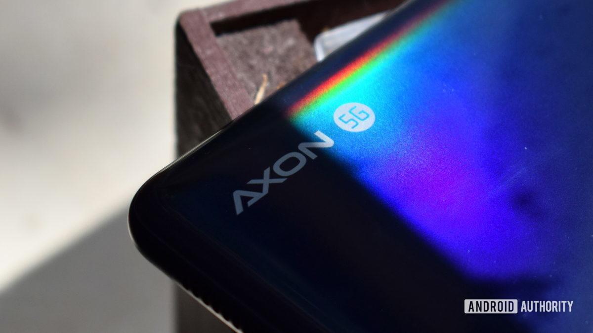 ZTE Axon 11 5G логотип