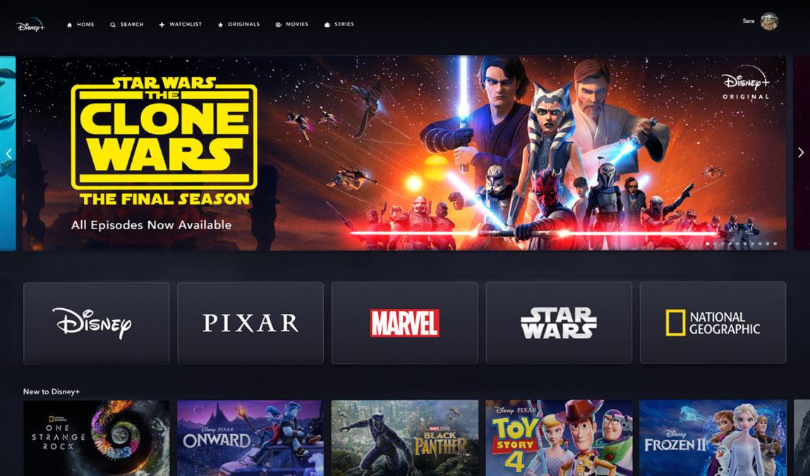 Chromebook Disney Plus