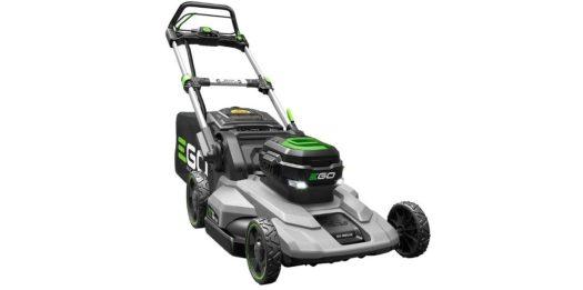best lawn mower deals - ego 21 inch 56 volt electric mower