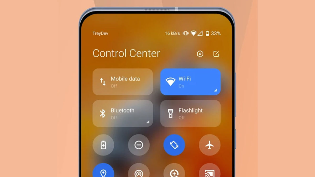 Android Apps Weekly - Mi Control Center