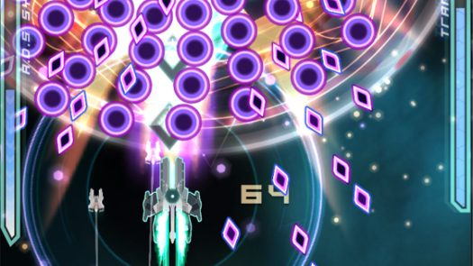 Danmaku Unlimited 2 best bullet hell and shoot em up games for Android