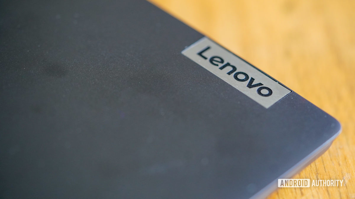 Marca inclinada Lenovo Flex 5G