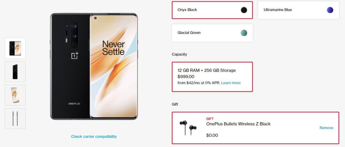 OnePlus 8 Pro Пули Беспроводной Z Сделка 1