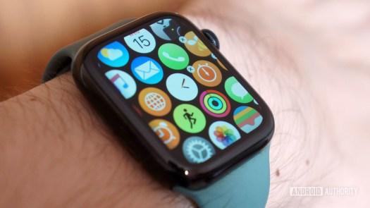 apple watch series 5 delete apps