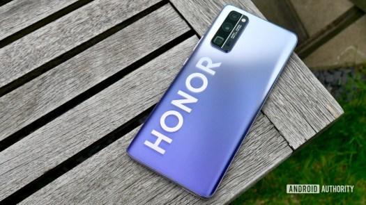 honor 30 pro plus review rear