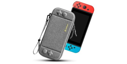 tomtoc carry case nintendo switch