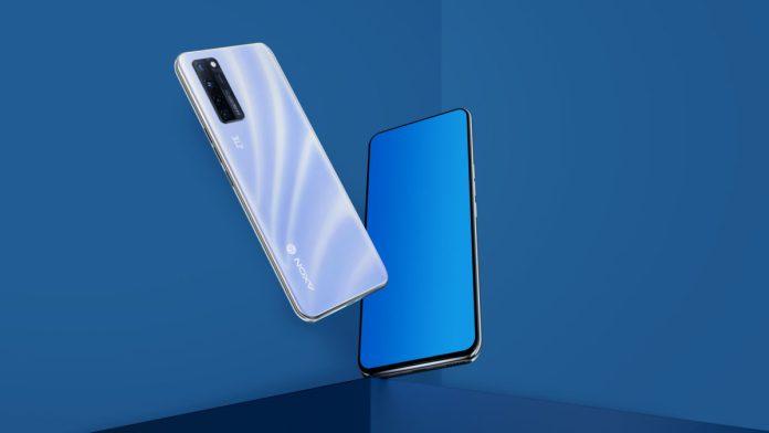 Axon 20 5G Blue