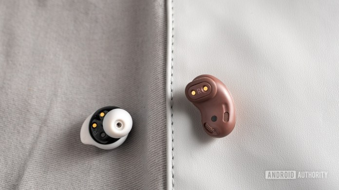 Samsung Galaxy Buds Live Review Beans Battle Apple Android Authority