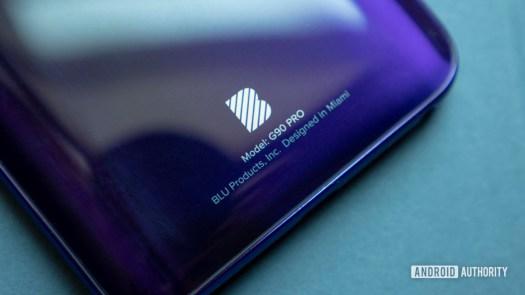 blu g90 pro review blu logo