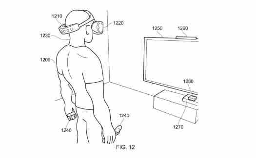 new patent design psvr 2