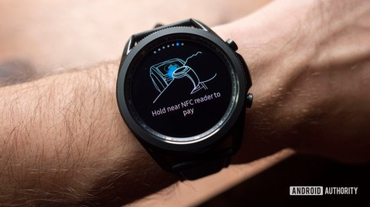 samsung galaxy watch 3 review samsung pay