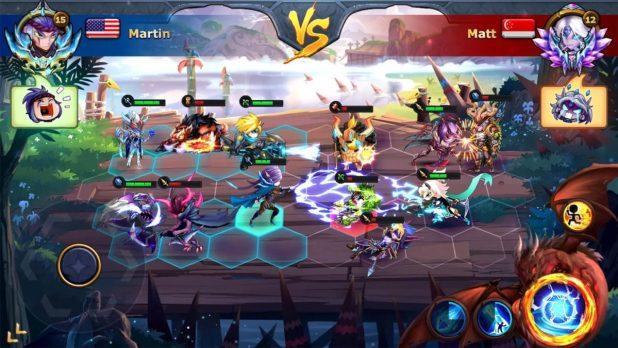 AAW Runelords Arena screenshot
