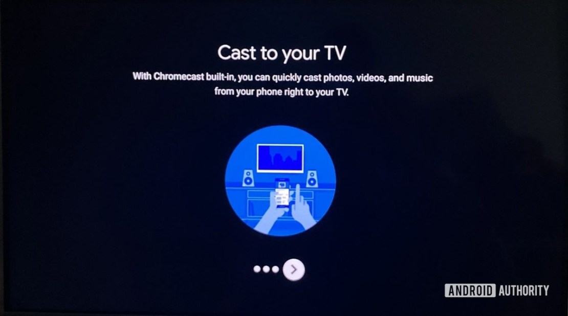 Chromecast On Android TV