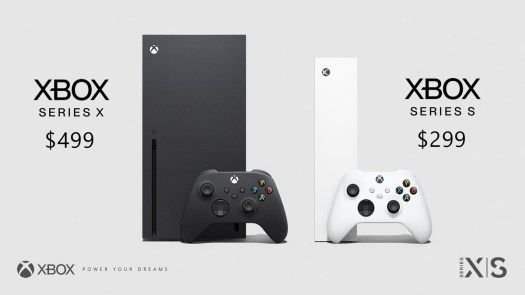 Xbox Series pricing official