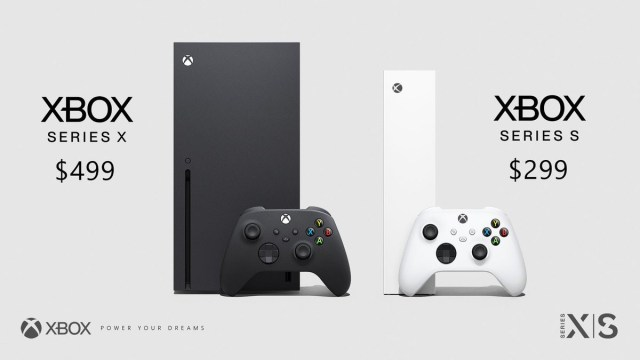 Официальные цены на Xbox Series
