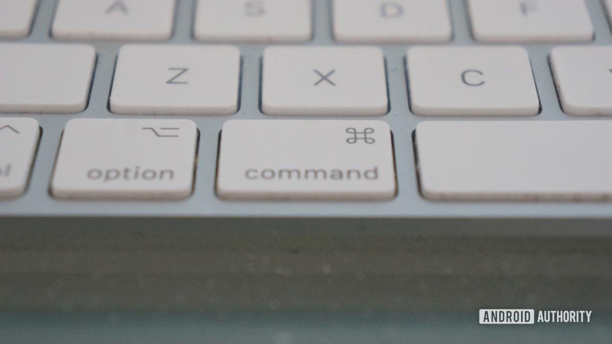 Apple Magic Keyboard Command Key Копировать Вставить Mac