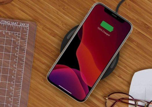 belkin charging pad