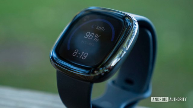 fitbit sense review design display watch face 2
