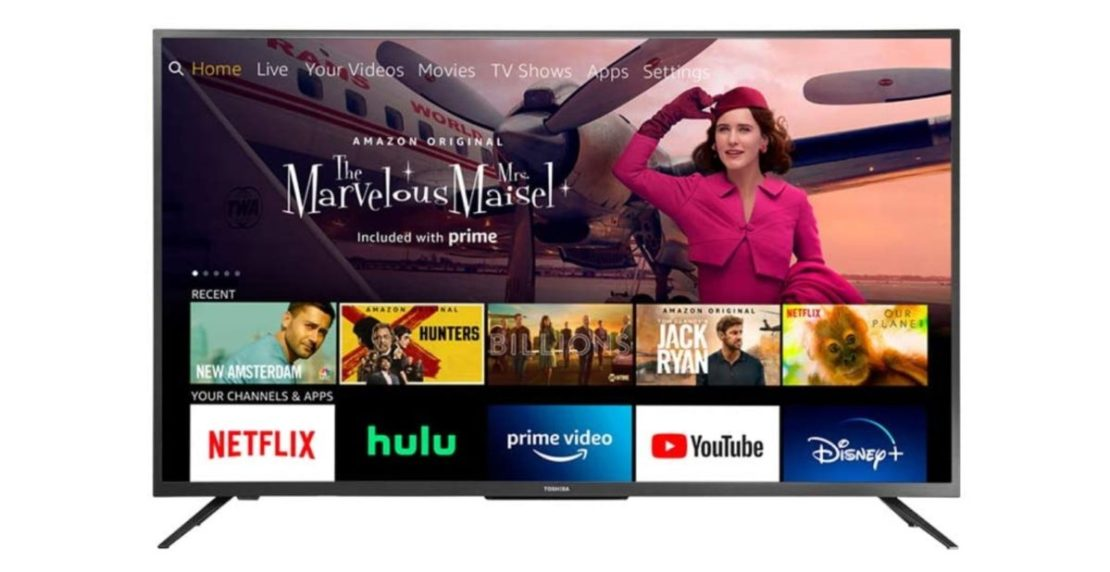 toshiba fire tv Black Friday 2020 deals