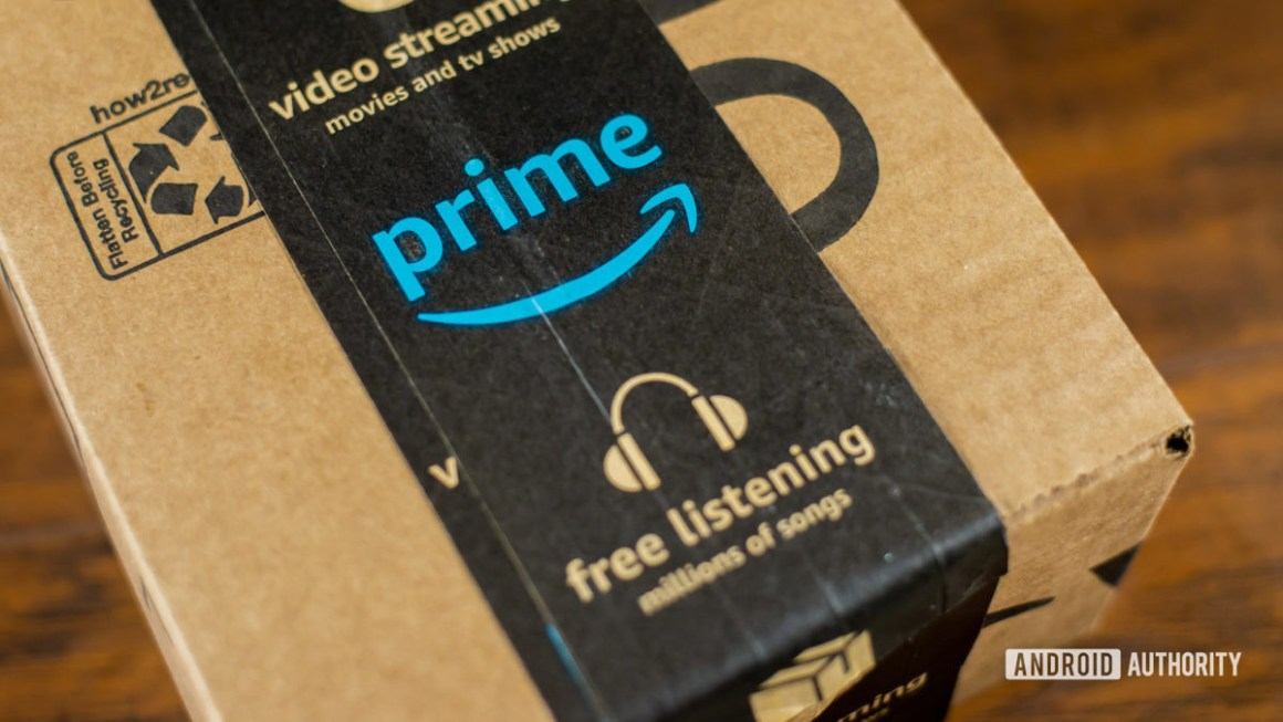 Отменить коробку заказа Amazon