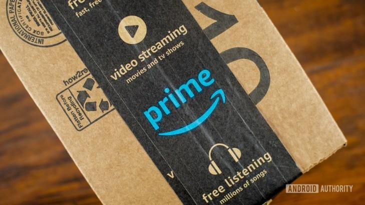 Amazon Prime Box 2