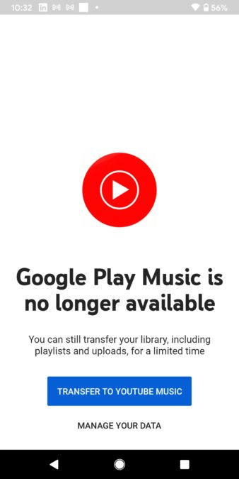 Google Play Müzik Uygulaması Ölü