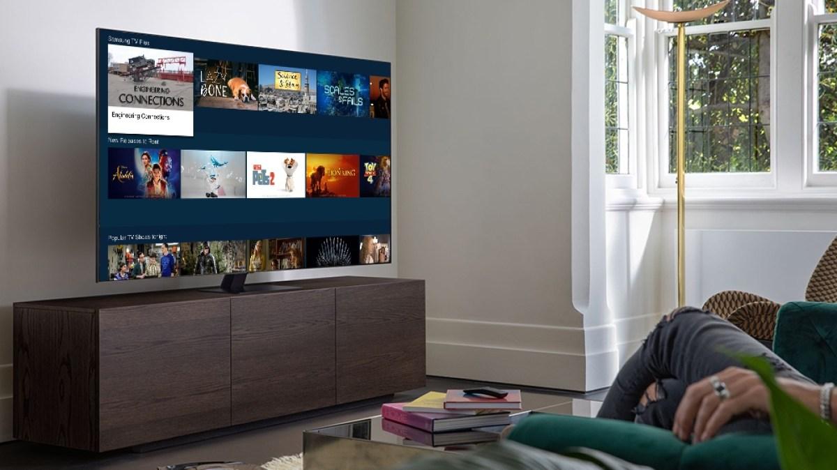 Smart TV Samsung Tizen 1
