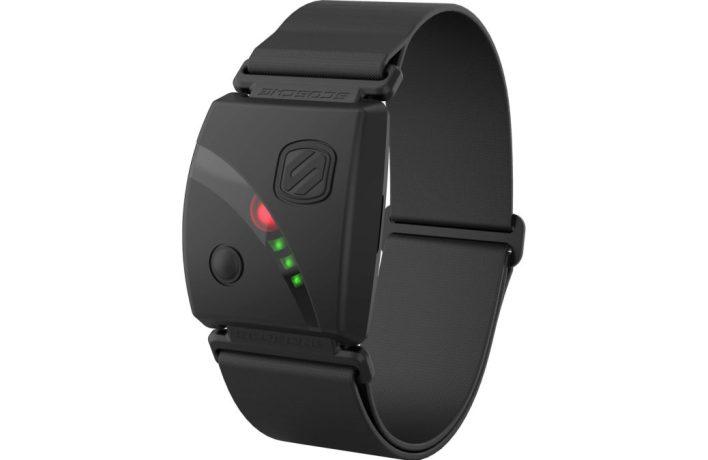 Scosche Rhythm 24 حزام الصدر لمراقبة معدل ضربات القلب