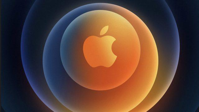 яблоко 13 октября событие iphone 12