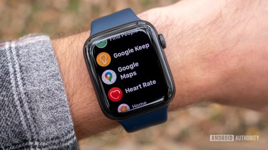 apple watch series 6 review apps google maps google keep