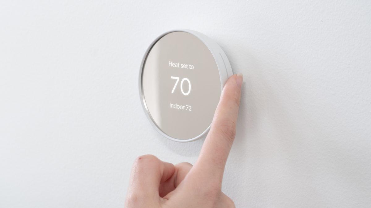 nest thermostat 2020 price