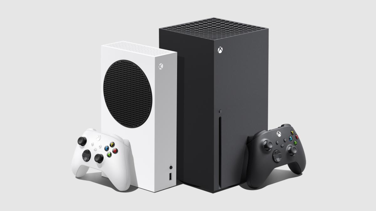 xbox series x s design