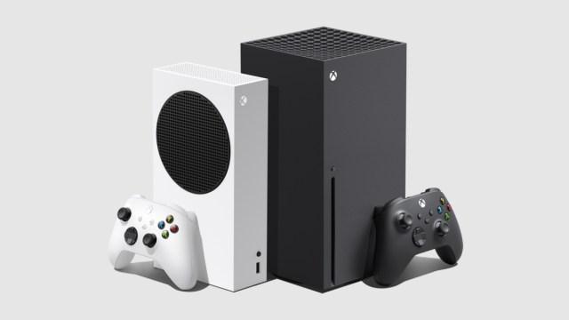 xbox series xs дизайн