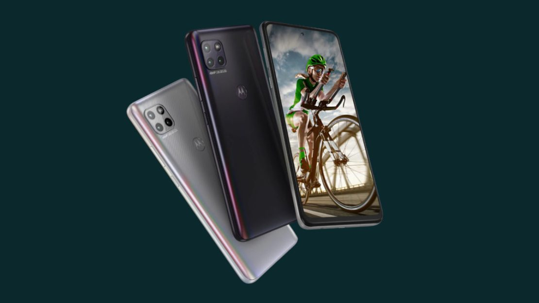 Moto G 5G official image