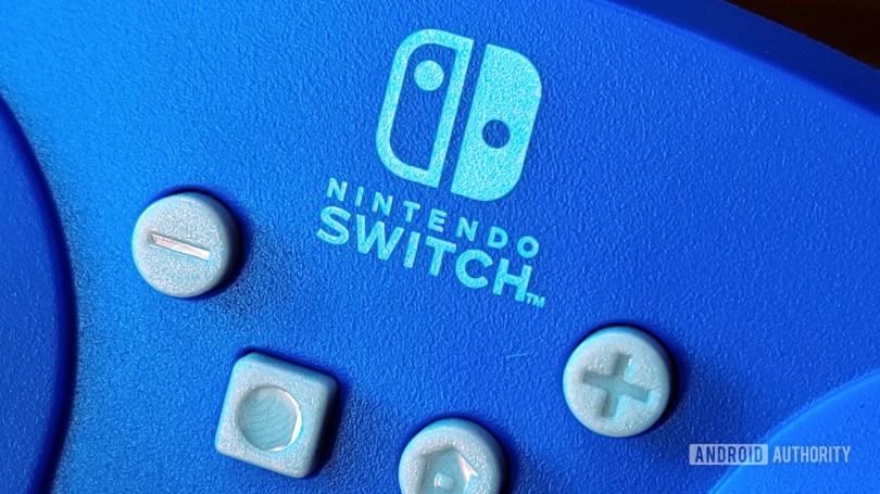 PowerA GameCube Wireless Controller for Nintendo Switch Logo