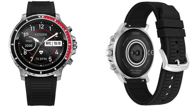 Гражданин cz smart wear os умные часы