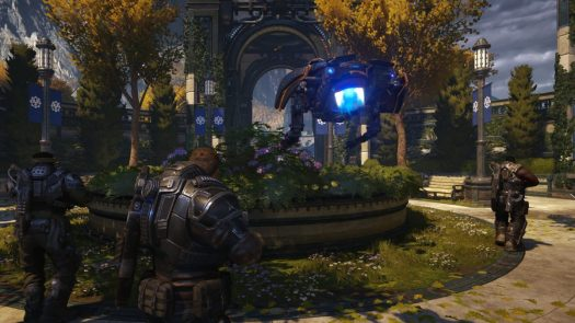 xbox series x review gears 5