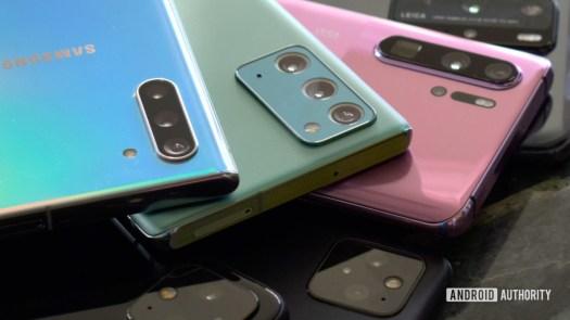 2019 vs 2020 camera phones 2