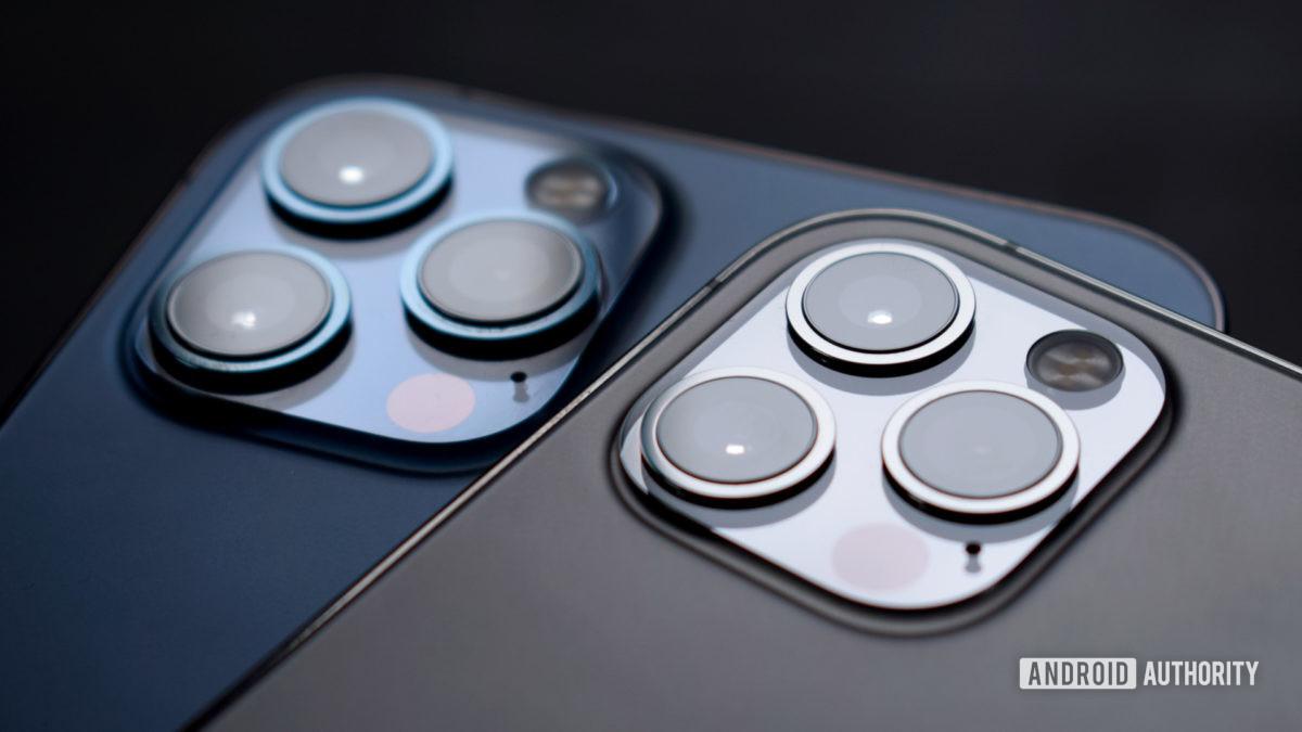 Câmera Apple iPhone 12 Pro vs iPhone 12 Max 3