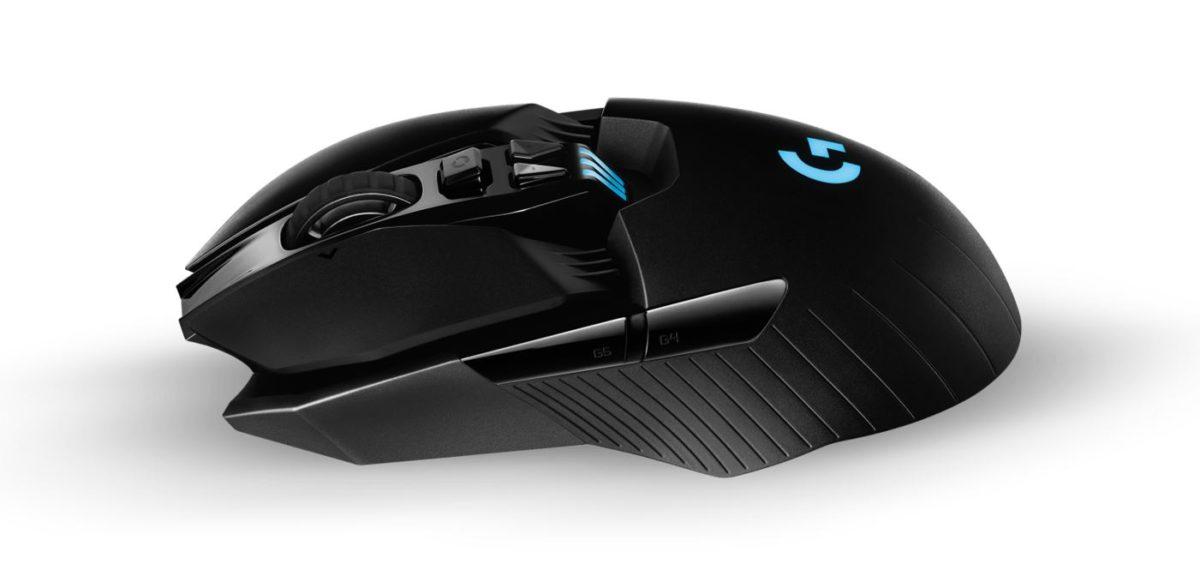 Imagem promocional do Logitech G903 Lightspeed Wireless Gaming Mouse
