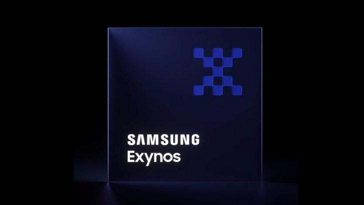 Samsung Exynos branding