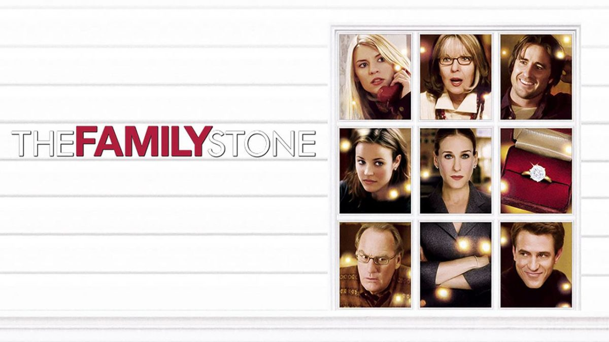Filmes de Natal de The Family Stone na HBO Max