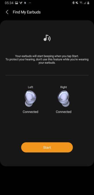 Samsung Galaxy Buds Pro galaxy app wearable 5